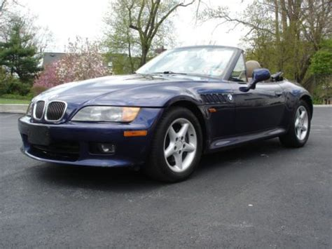 electric and cars manual 1997 bmw z3 transmission control buy used 1997 bmw z3 blue beige 73k miles original owner 6 cyl manual transmission in devon