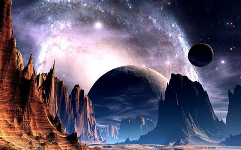 cosmos sci fi earth atmosphere moon plantets star sunlight planet full hd fond d 233 cran and arri 232 re plan 1920x1200