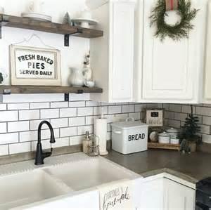 best 25 white farmhouse kitchens ideas on pinterest 25 best ideas about farmhouse kitchen cabinets on