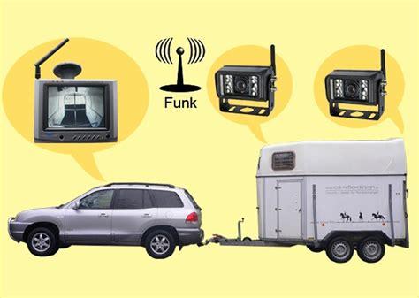 Sk Set 2in1 Aulia funk ueberwachungskamera fuer pferdeanhaenger 2 in 1