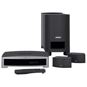 bose 3 2 1 gs series iii dvd home entertainment system