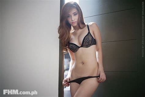 super selected 2015 february patricia roque girls of fhm february 2015 super model