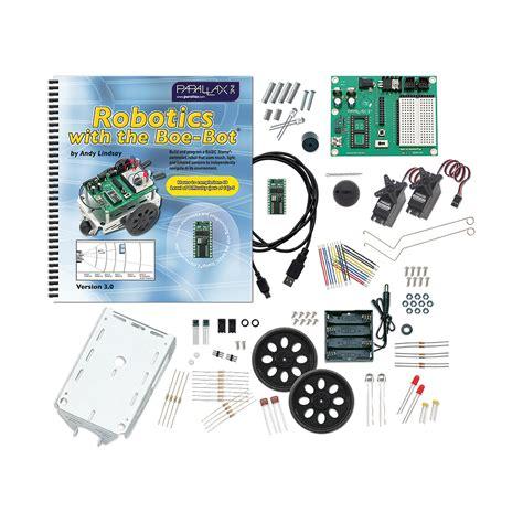 Usb Robot boe bot robot kit usb