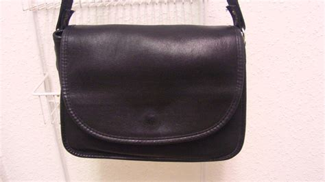Handmade Leather Bags Made In Usa - medium zippi handcrafted black cross shoulder