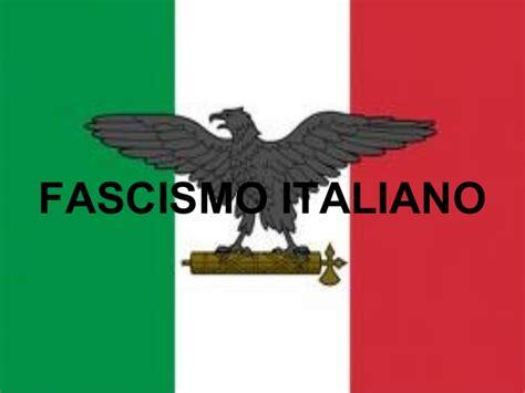 Ascenso del fascismo