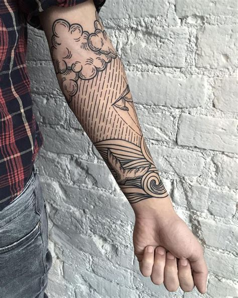 linework tattoo 417 best images on geometric tattoos
