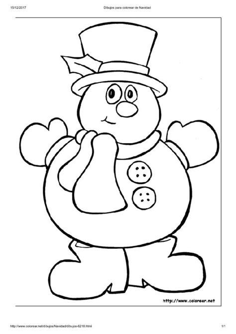 dibujos de navidad para colorear pdf dibujos para colorear de navidad7 care for kids