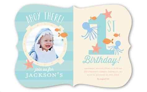 Baby Victory Boy Premium 32 32 birthday invitation templates free sle
