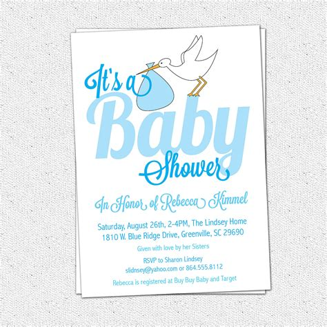 Create A Baby Shower Invitation Free by Create Own Printable Baby Shower Invitation Templates