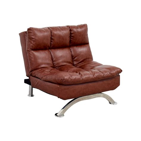wayfair armchair 56 off wayfair wayfair love brown leather tufted