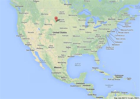 mt rushmore map location of mt rushmore boxfirepress