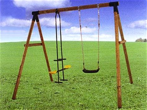 Lemur Children S Swing Sets