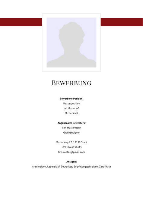 Design Vorlagen Bewerbung Deckblatt Muster Vorlage 11 Lebenslauf Designs