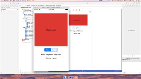 xcode layout subviews ios xcode autolayout make subviews small in landscape