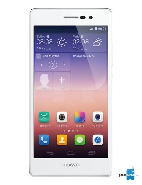 huawei ascend mobile huawei ascend p7 specs
