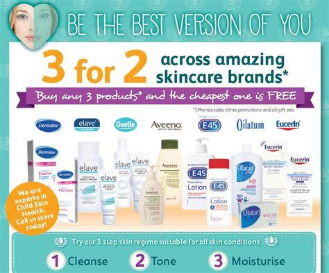 Bidara Skincare 3 3 for 2 skincare lloyds pharmacy ashleaf shopping centre