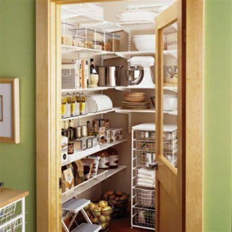 20 tolle speisekammer ideen aufbewahrung - Ideen Speisekammer