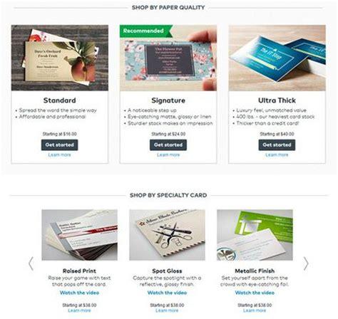 Vistaprint Business Card Reviews