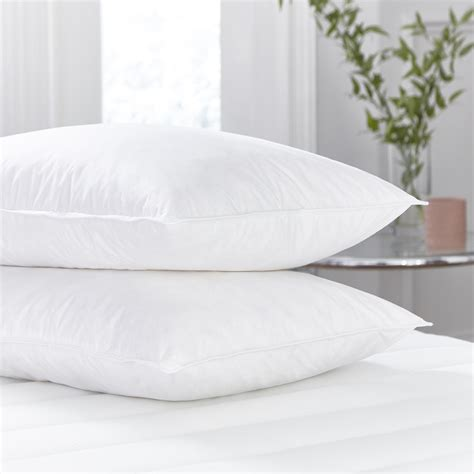 Duck Feather Pillows by Silentnight Duck Feather Pillow 2 Pack