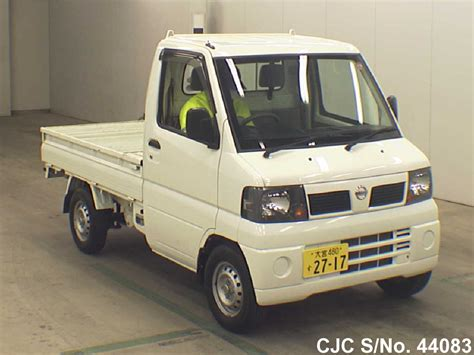 nissan clipper truck 2009 nissan clipper truck truck for sale stock no 44083