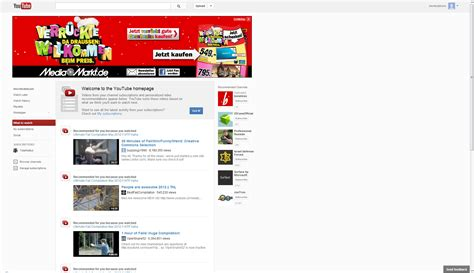 New Youtube Layout Firefox | how to center the new youtube layout ghacks tech news