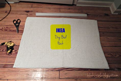 ikea hack dog house easy and cheap ikea dog bed hack bekah loves