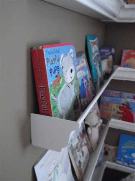 diy gutter bookshelf the owner builder network