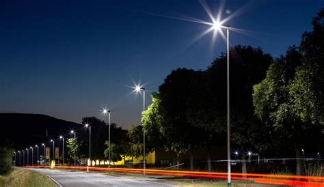 trilux illuminazione led stra 223 enbeleuchtung stra 223 enlaternen trilux