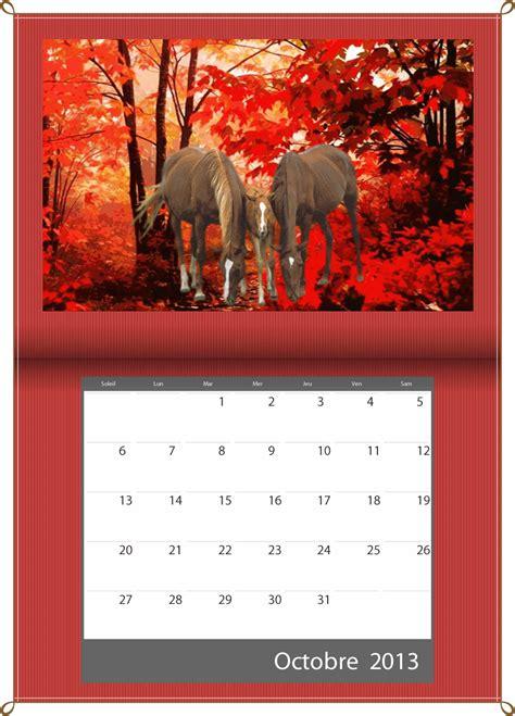 Calendrier 9 Octobre Calendrier Octobre 2013