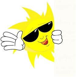 happy sun free stock photo domain