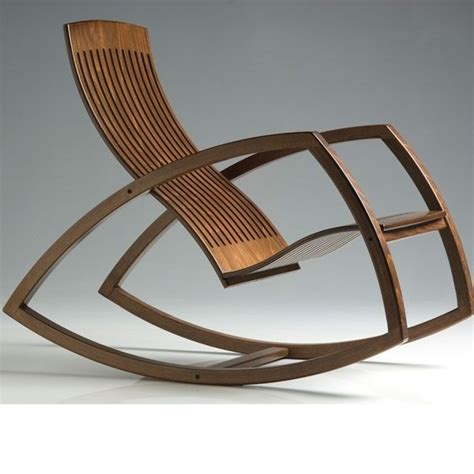 Schaukelstuhl Modernes Design by Gaivota Rocking Chair By Bodie And Fou A Classic Of