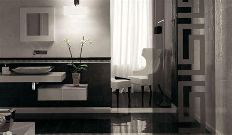 pavimento marmo nero abbinare pareti e pavimento foto design mag