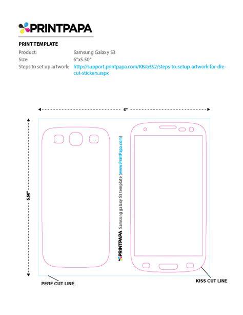 iphone 5 sticker template find a printing template printpapa