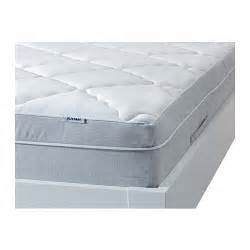 Ikea Pillow Top Mattress Reviews Sultan Hansbo Memory Foam Pillowtop Mattress Ikea