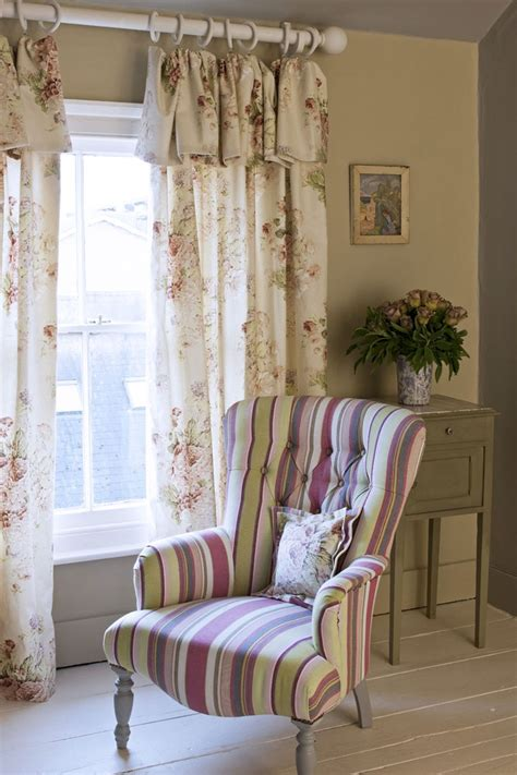 chalk pink curtains 7 best images about annie sloan fabric on pinterest