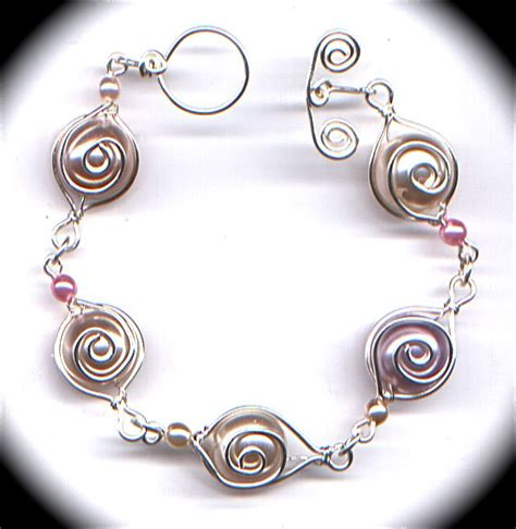 things to make with besides jewelry 248 best wire wrapped bracelets images on wire