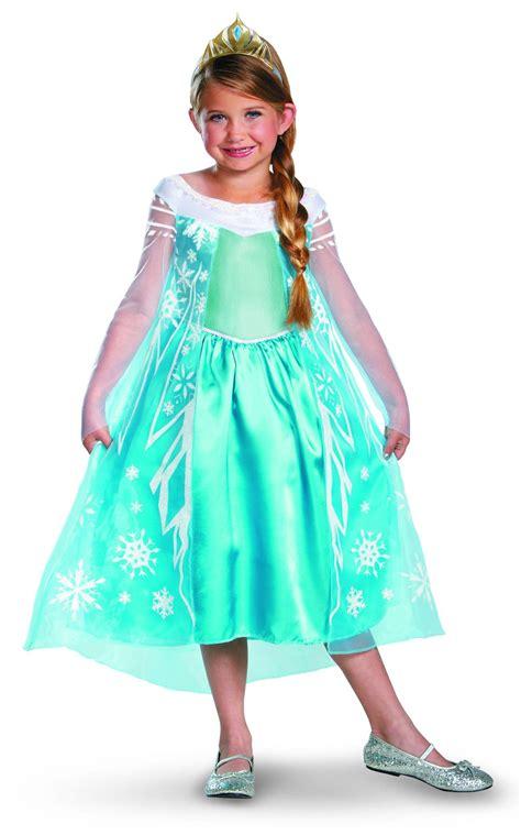 Princess Kostum Elsa Frozen disney frozen princess elsa costume mr costumes