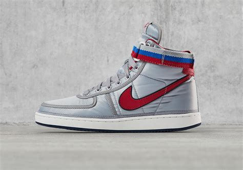 nike vandal high supreme nike vandal high og silver release date sneakernews