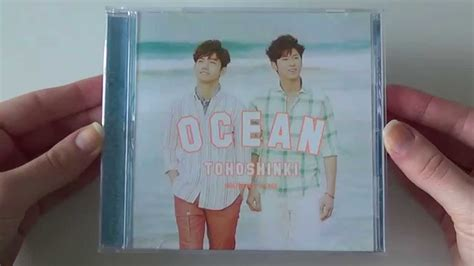 Tvxq Japan Single Cd Only unboxing tvxq 東方神起 37th japanese single album