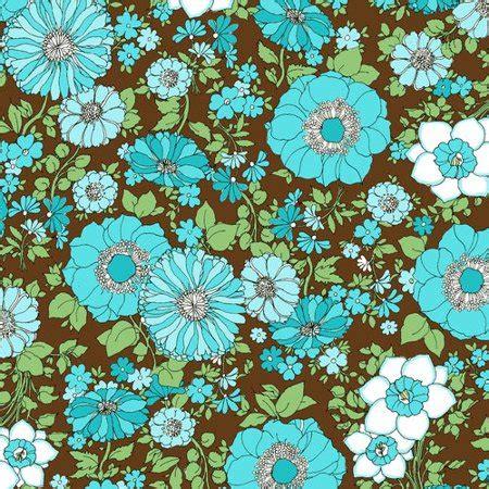 cranston fabric v i p by cranston fling contempo floral fabric walmart