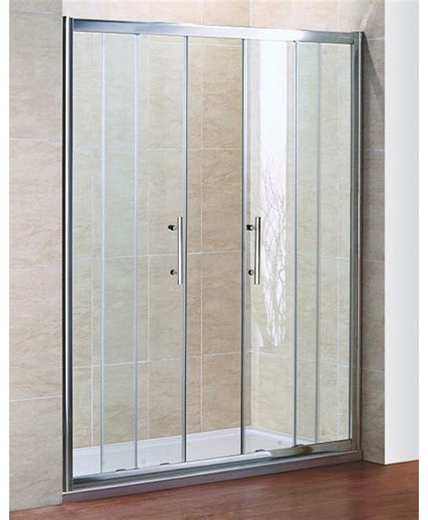 Sliding Doors For Showers Sliding Door Shower Enclosure Chrome Finish Sliding Door Shower Enclosure