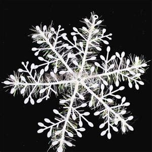 cheap snowflake lights decorations menards cheap 15pcs big white snowflake ornaments tree decorations home festival decor in