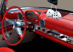 vintage auto upholstery classic car interior free stock photo public domain pictures