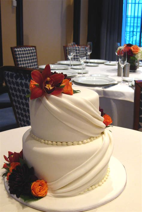 Simple Wedding Cake Ideas For Fall by Photos Of Fall Wedding Cakes Ipunya