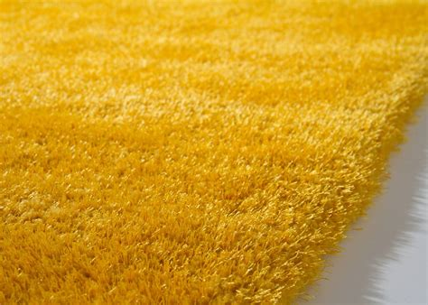 teppiche senfgelb hochflor teppich tom tailor soft global carpet