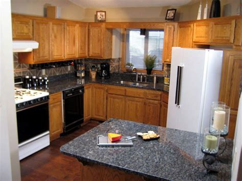 Kitchen Countertop Designs Photos Granite Kitchen Countertop Tips Diy
