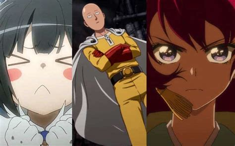 anime characters 8 best new anime characters of 2015