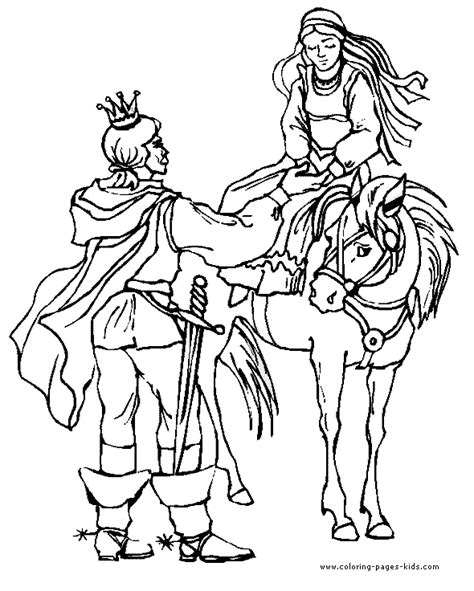 princess queen coloring pages queens kings pincesses and princes color page coloring