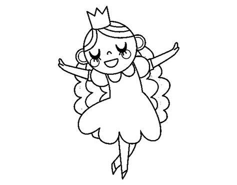 dibujos de princesas para colorear corona de princesa dibujo de princesa felicidad para colorear dibujos net