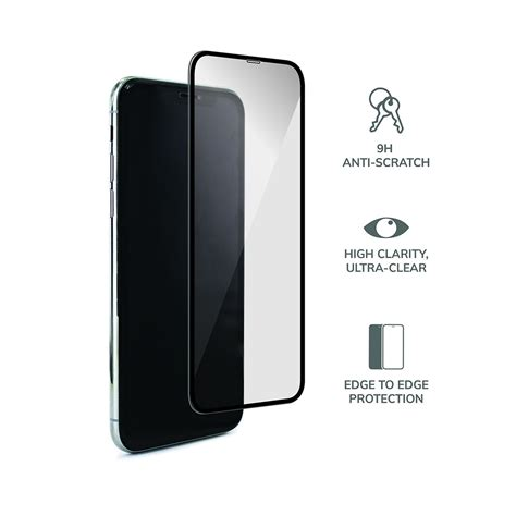 ultra edge tempered glass screen protector  iphone